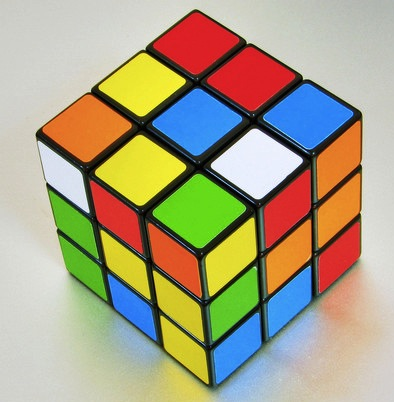 Rubik Cube   Common Reality RCA